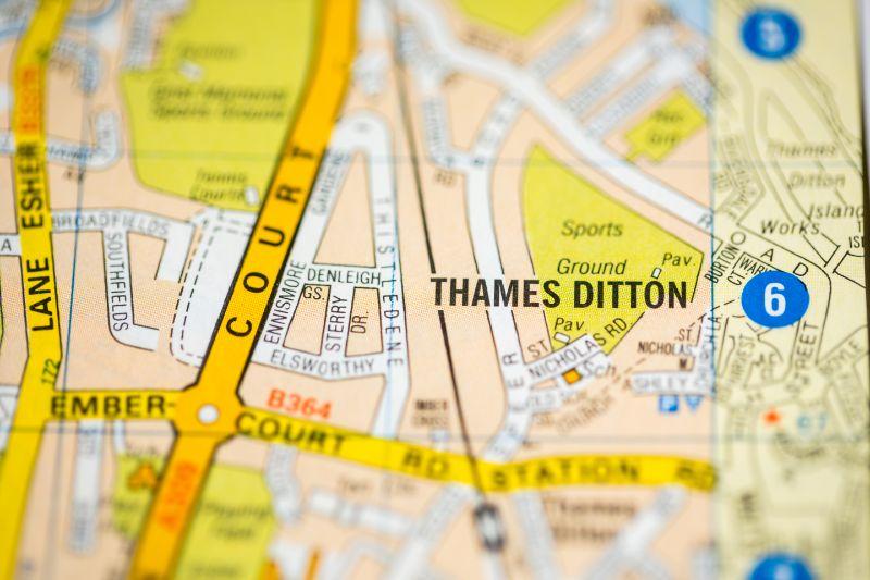 Carpenter in Thames Ditton